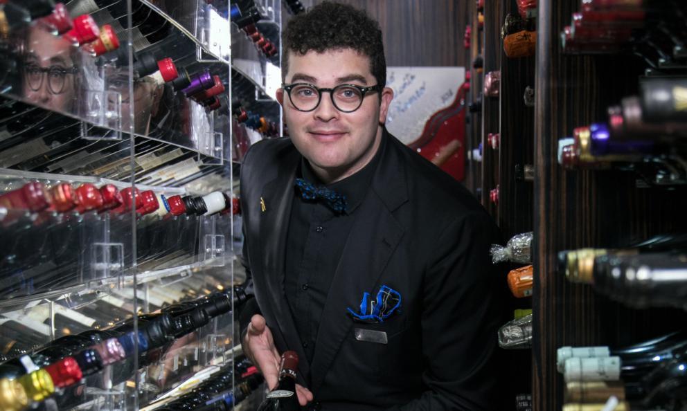 Mario Vitiello, Il Comandante dell'hotel Romeo a Napoli , premiato da Virginia Stancheris PR, sponsorizzazioni ed eventi Kettmeir