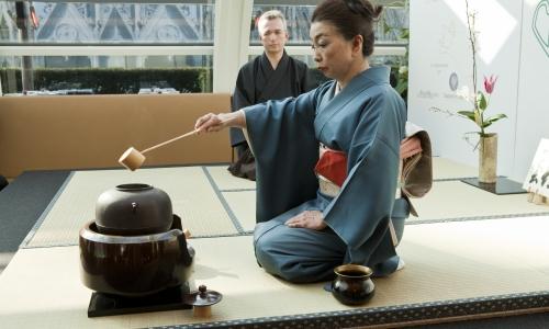 La Cerimonia Giapponese del Tè
