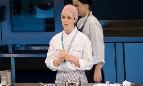Helena Rizzo, cuoca del Manì di San Paolo, altra relatrice che passerà da Gastronomika a San Sebastian a Identità Milano