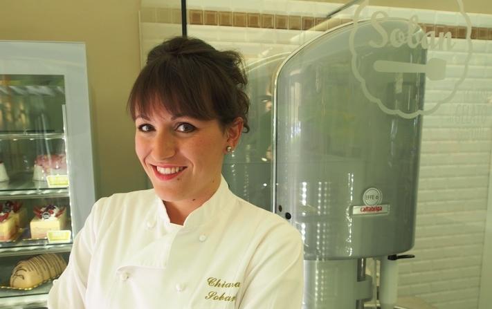 Dopoanni in cui ha fatto molte esperienze diverse, professionali e di vita, Chiara Soban ha abbracciato la passione di famiglia per il gelato. Complici anche delle scelte di cuore, è imminente, a giugno, l'apertura di una nuova gelateria a Trieste