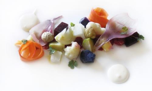 La Chicken salad di Cinzia Mancini, cuoca dellaB