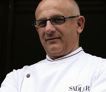 Claudio Sadler, presidente di giuria del Premio Birra Moretti Grand Cru