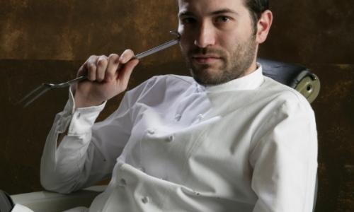 Giuseppe Iannotti, chef trentenne del ristorante Kresios a Telese Terme (Benevento), sarà a bordo dell'imbarcazione italiana