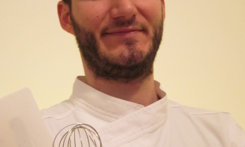 Luca De Santi, pastry chef and consultant