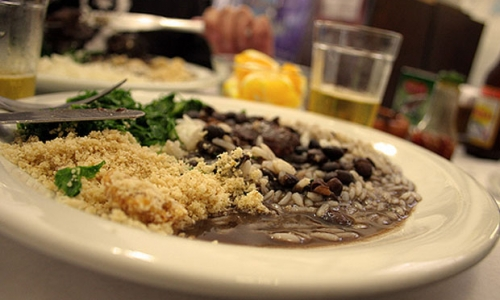 Feijoada is a dish known everywhere, yet according to Roberta Sudbrack this is the best in Rio