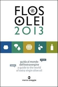 La copertina della Guida Flos Olei,832 pagine, 30 euro
