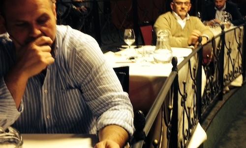 GIURATI ALL'OPERA. Bobo Cerea, Claudio Sadler, Giuseppe Palmieri