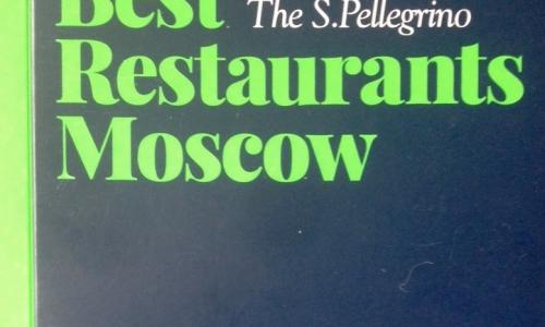 La migliore guida ai ristoranti di Mosca, responsabile Igor Gubernsky
