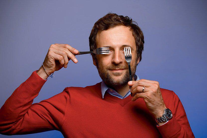 François-Régis Gaudry, Lyonnaise, 43, popular French food writer