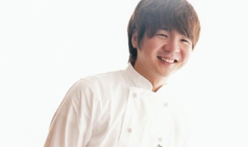 Kei Fukada, patron chef of restaurant Frick in Tok
