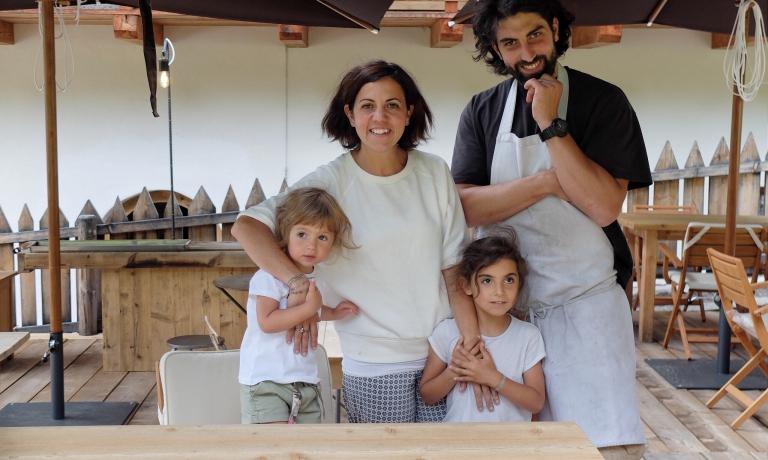 I ristoranti dell'estate: il Veneto delle montagne