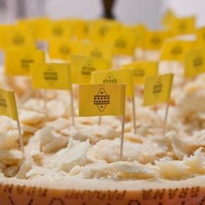 L'ingrediente comune di tutti i piatti dei sei chef emergenti: il Grana Padano