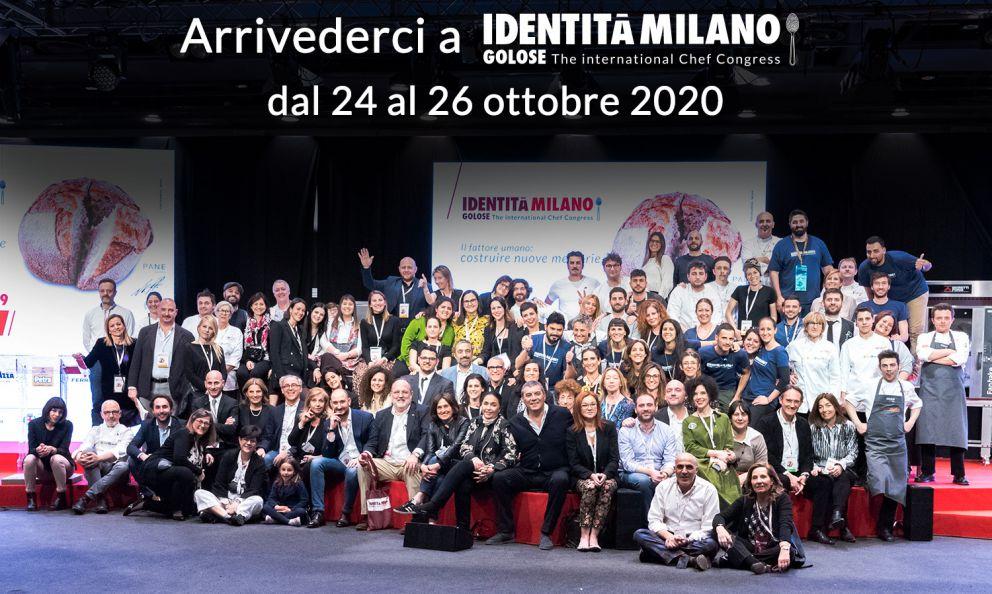 """Identità Golose dal 24 al 26 ottobre, tema: """"Costruire un nuovo futuro"""". E diventa un congresso anche digitale"""