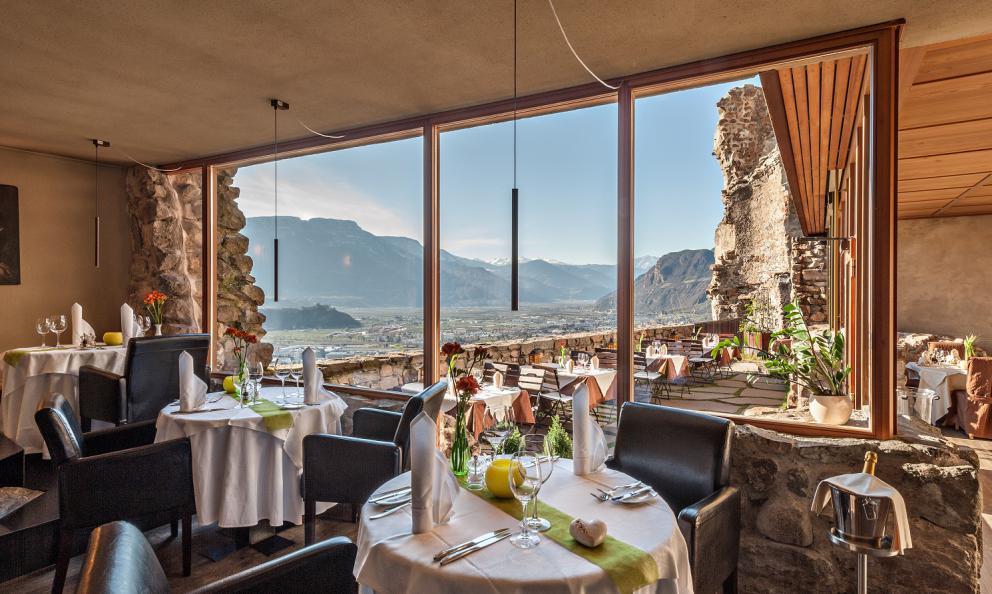 TheFork Restaurants Awards - New Openings: Haselburg di Castel Flavon, Bolzano