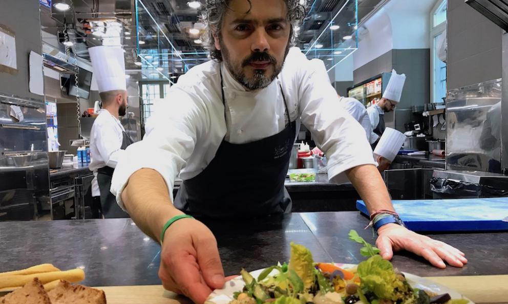 Matteo Baronetto, l'essenza del gusto e la natura dell'alta cucina