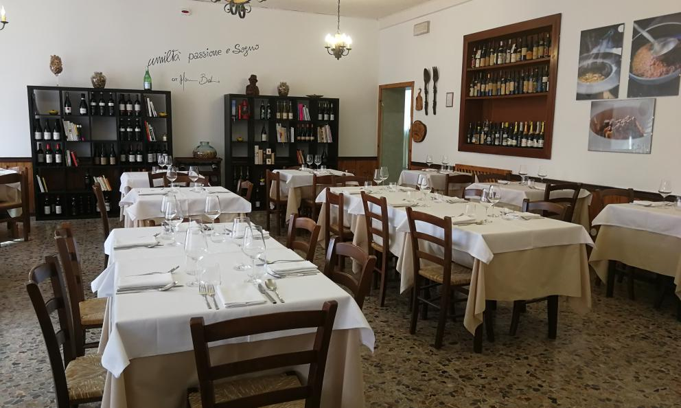 TheFork Restaurants Awards - New Openings: Irina Trattoria, Savigno (Bologna)