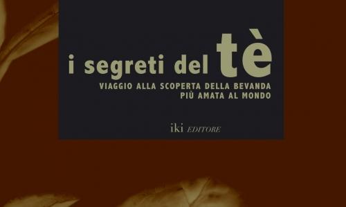 Il libro sul tè scritto da Francesca Natali