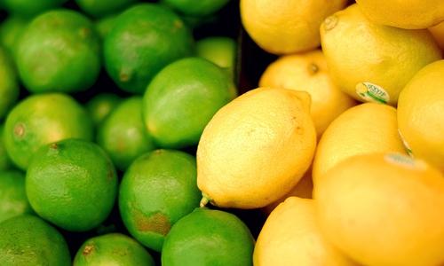 Lime o limone?