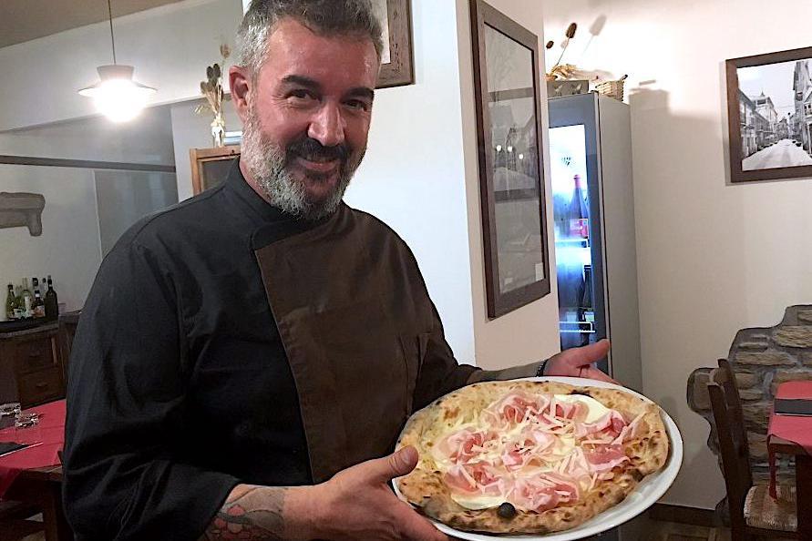 Massimo Bosco a Tempio Pausania, ora ci sono anche le pizze tonde