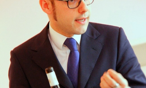 Mauro Mattei from Olevano Romano, near Rome, born in 1977: progetto Terroir
