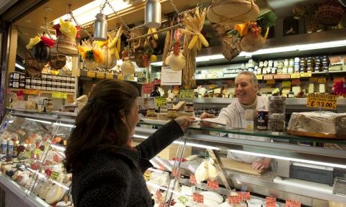 La #spesaalmercato nella prima edizione