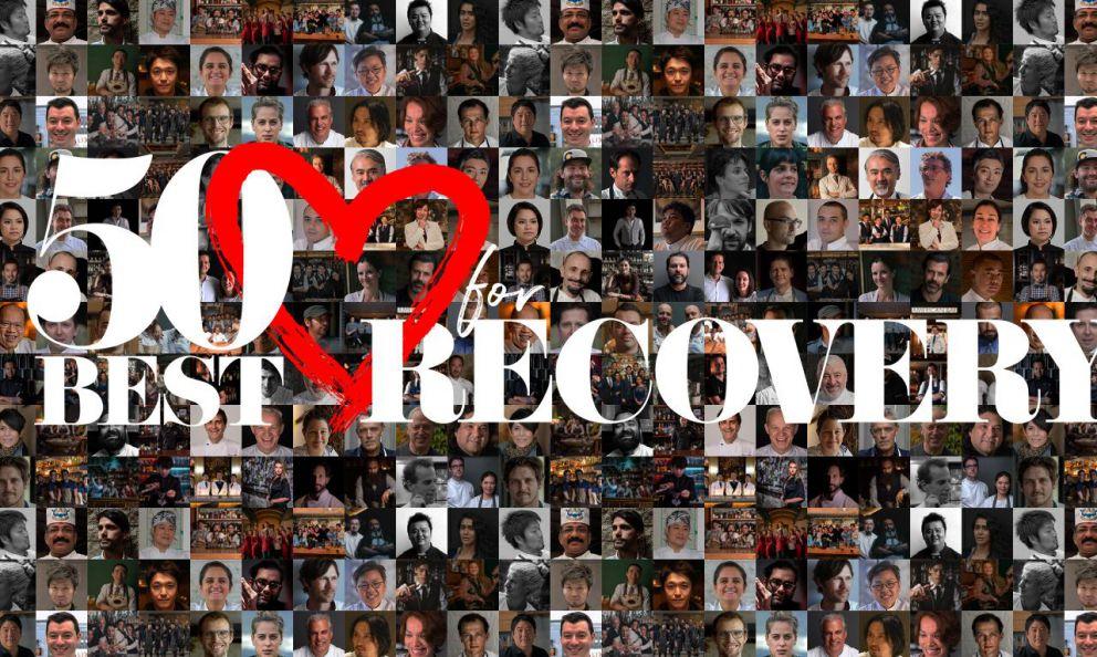 Cos'è 50 Best for Recovery, progetto internazionale per la ristorazione in difficoltà