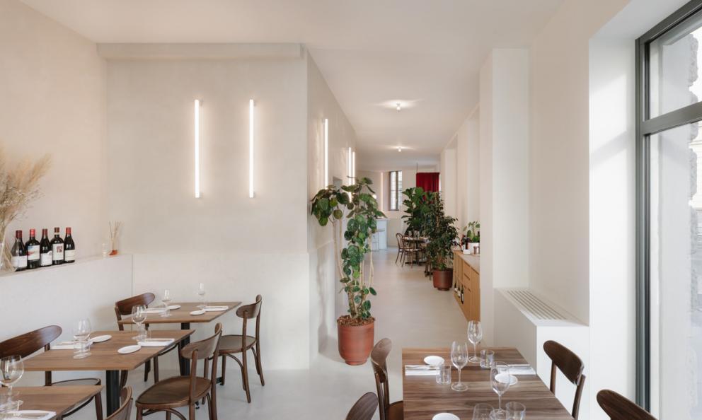 TheFork Restaurants Awards - New Openings: Nebbia, Milano