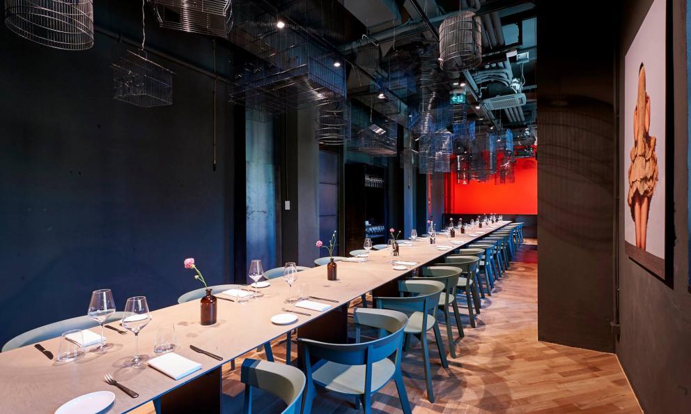 TheFork Restaurants Awards - New Openings: OOO del The Student Hotel, Firenze