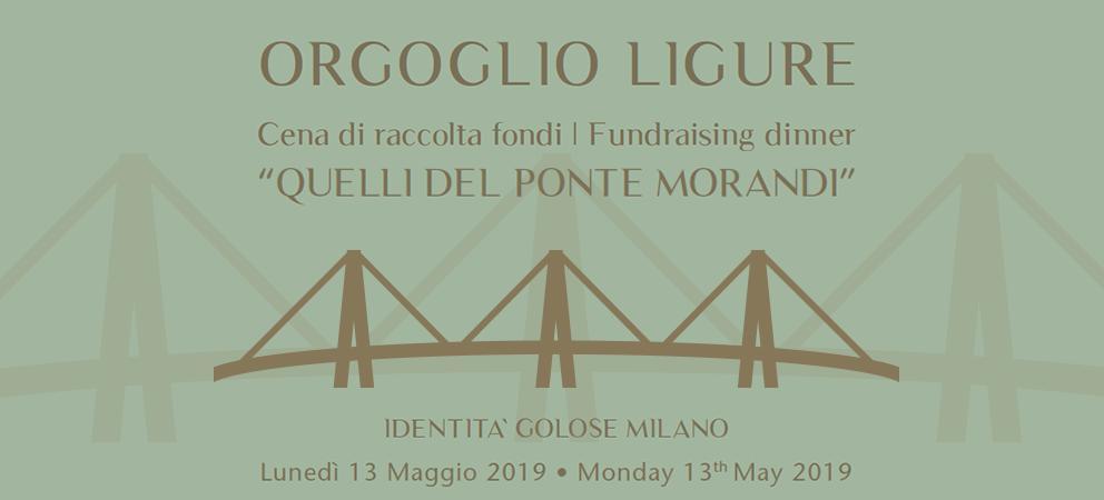 Per prenotare la cena speciale Orgoglio Ligure, clicca qui