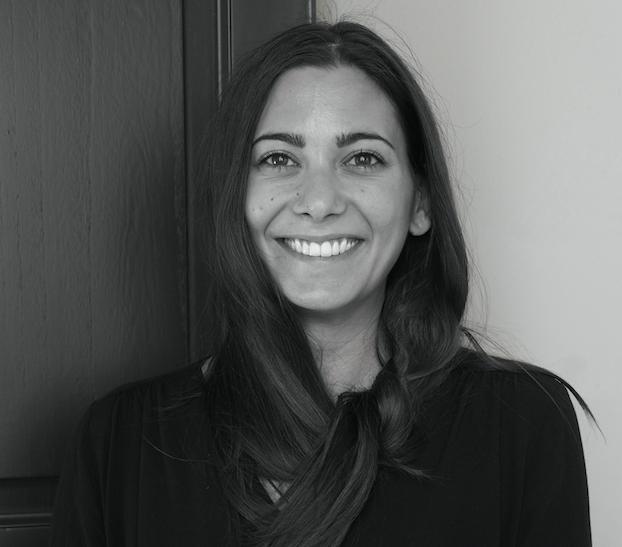 Marta Passaseo, del ristorante L'Imbuto di Lucca,premiata da Carlo Boschi, Senior Brand Manager Veuve Clicquot Italia