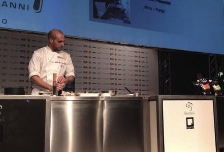 Giovanni Passerini, italiano in Francia e oggi cuoco prestato alla pasticceria
