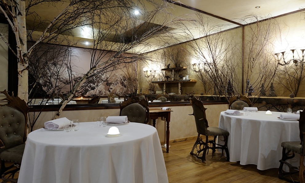 TheFork Restaurants Awards - New Openings: Ristorante Petit Royal del Grand Hotel Royal e Golf
