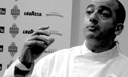 Pino Cuttaia(foto Stefano Caffarri, ilcucchiaio.it)