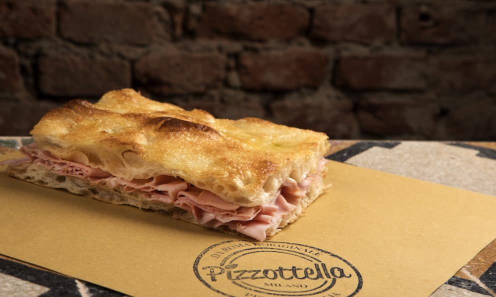 Pizzottella, la pizza alla romana è arrivata a Milano