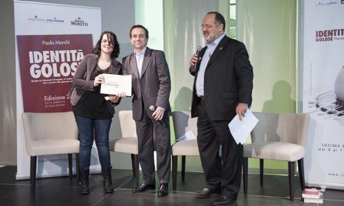La Migliore chef donna è Sara Preceruti de La Loc