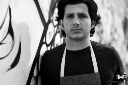 Giorgio Rapicavoli is the chef at Eating House in