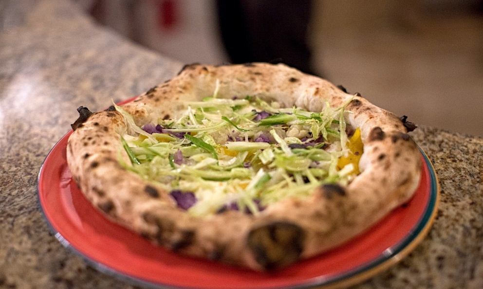 Angelo Rumolo, da Grotto Pizzeria Castello a Le Grotticelle
