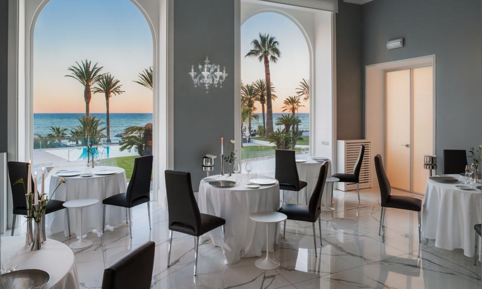 TheFork Restaurants Awards - New Openings: Ristorante Mimosa del Miramare The Palace Hotel, Sanremo