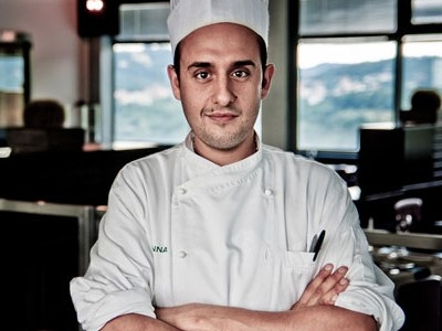 Luigi Salomone, 25 years old, the winner of the 3rd edition of Premio Grand Cru