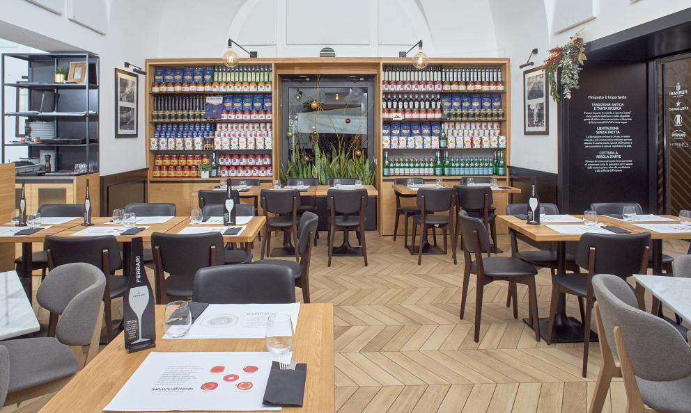 TheFork Restaurants Awards - New Openings: Salvo, Napoli