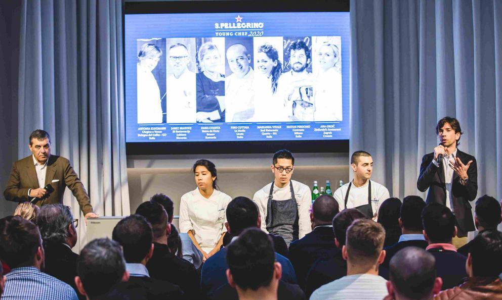 S.Pellegrino Young Chef: presentata la giuria per la finale regionale
