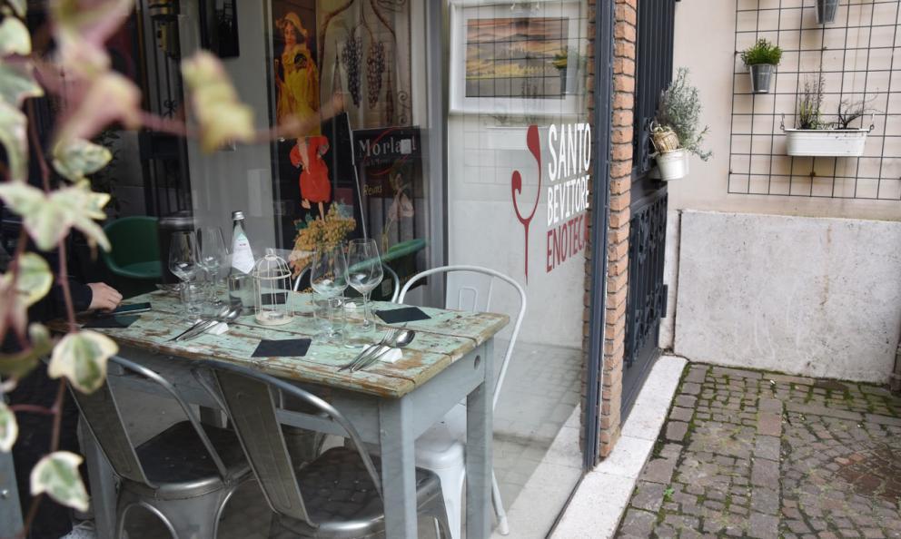 TheFork Restaurants Awards - New Openings: Santo Bevitore, Cassino (Frosinone)