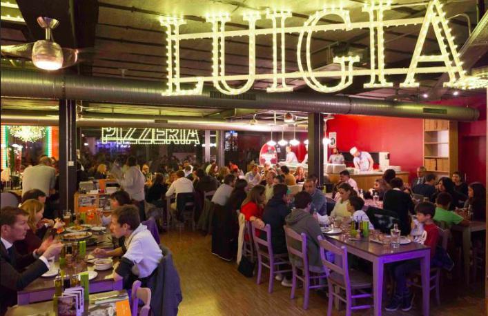Luigia, pizzerie di successo tra Svizzera e Dubai