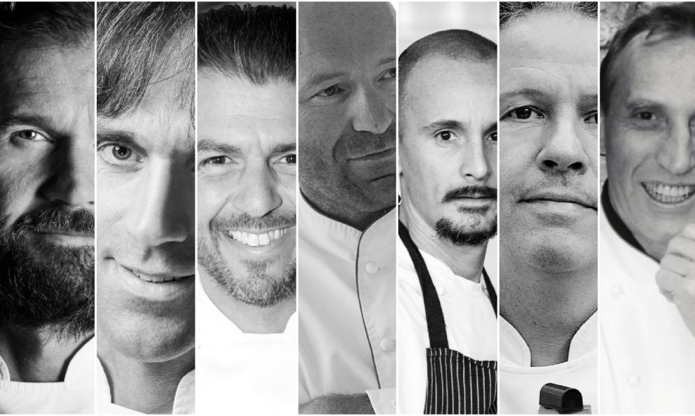 Grandi chef in tour in onore di Gualtiero Marchesi