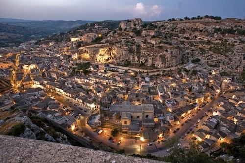 Scicli's great sightseeing (photo Girasicilia)