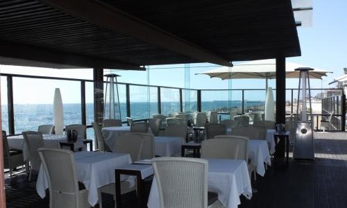 L'esterno del ristorante Shis, famoso per il miglior sushi di tutto il Portogallo