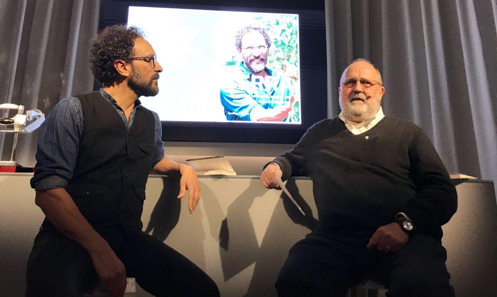 Terra: Federico Quaranta con il suo libro a Identità Golose Milano