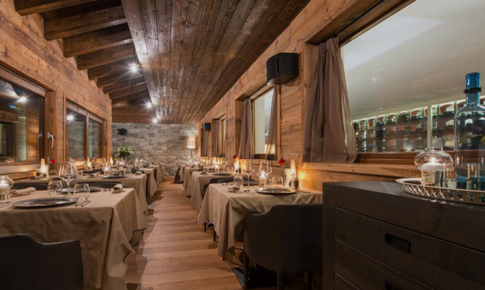 TheFork Restaurants Awards - New Openings: Snowflake del Principe delle Nevi, Cervinia (Aosta)