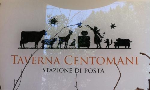 La Taverna Centomani, antica stazione di Posta di Potenza ora adibita a bellissimo albergo