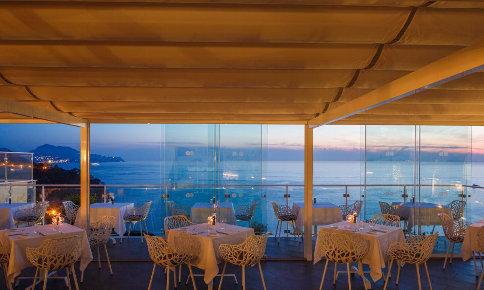 TheFork Restaurants Awards - New Openings: Terrazza Fiorella del Villa Fiorella, Massa Lubrense (Nap